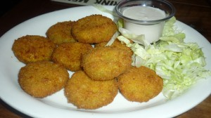 Frickles, Fried Pickles