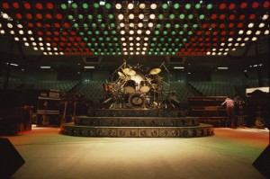 Drum Kit of Roger Taylor of Queen