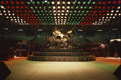 Roger Taylor's Drumkit