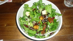 The Wright Salad