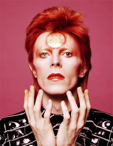 David Bowie 1973 By Masayoshi Sukita