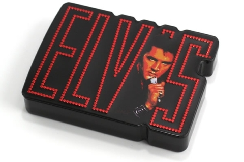 Elvis Presley Burnin Love Cinnamon Mints Tin