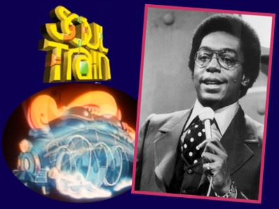 Don Cornelius and the Soul Train Logo