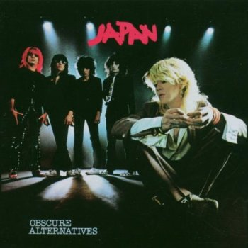 Japan on the Cover of Obscure Alternatives