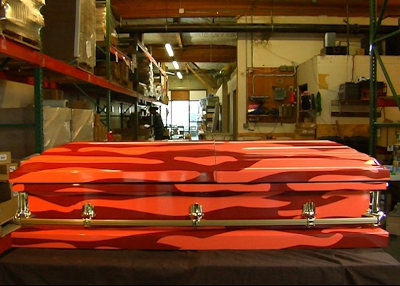 Good Bacon Thing Of The Day: Bacon Coffin!