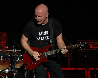 Ronnie Montrose with Guitar