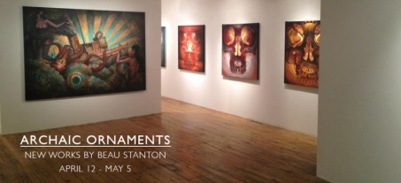 Archaic Ornaments Exhibit Bold Hype Gallery