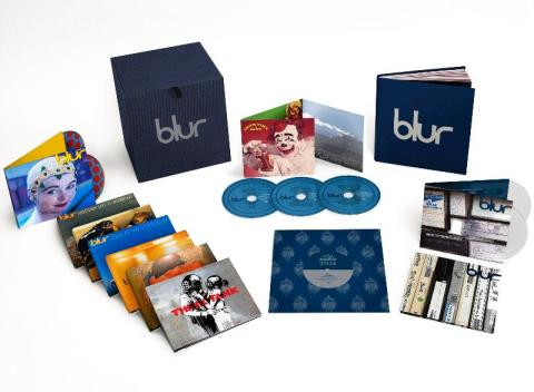 Blur 21 Box Set
