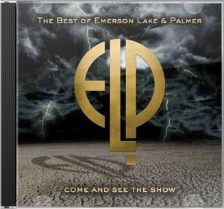 Come and See the Show ELP CD Cover