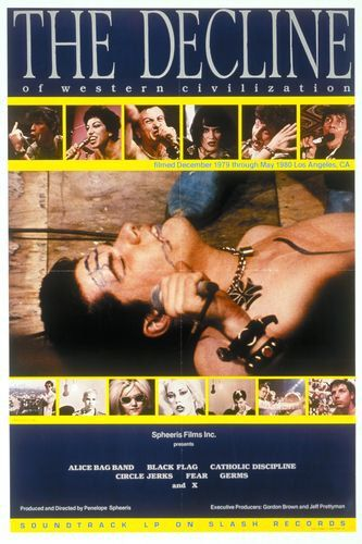 Decline of Western Civilization Movie Poster
