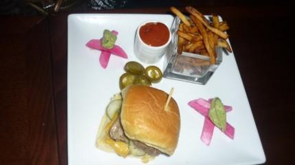 The DL Burger