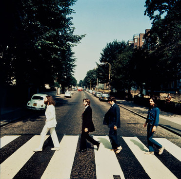 Beatles Abby Road Rare Photo