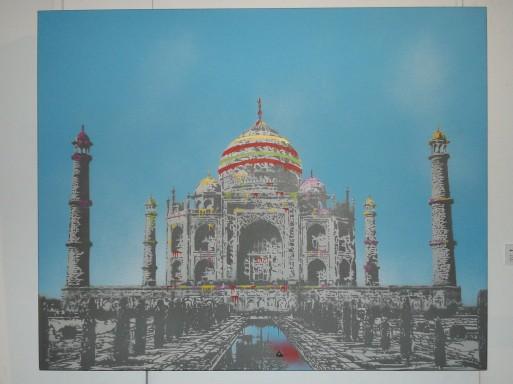 Nick Walker Taj Mahal