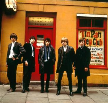 The Rolling Stones 1963 Soho Oneill
