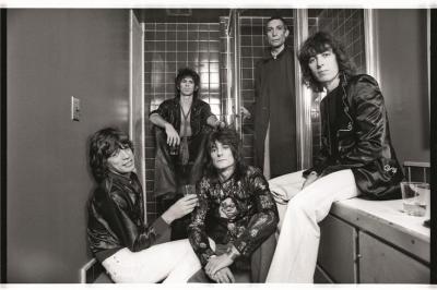 The Rolling Stones By Ken Regan