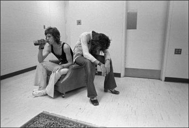 Stones Mick and Keith By Ethan Russell