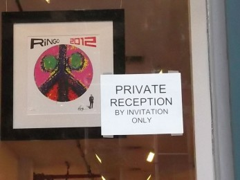 Pop Gallery Private Reception