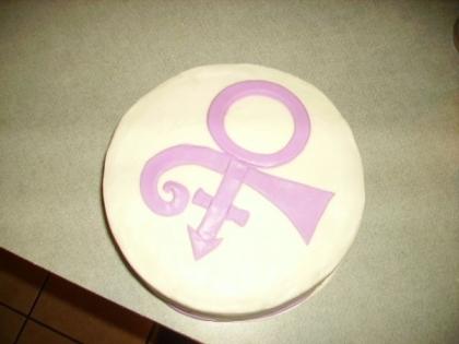Prince Birthday Cake