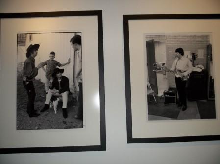 Ringo Wearing Cowboy Hat Plus Paul with Harmonica