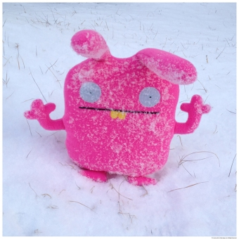 UGLYDOLL Art It's a Dry Cold...