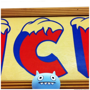 UGLYDOLL Art Small Things With Big Chills