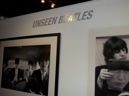 Unseen Beatles at The Morrison Hotel Gallery