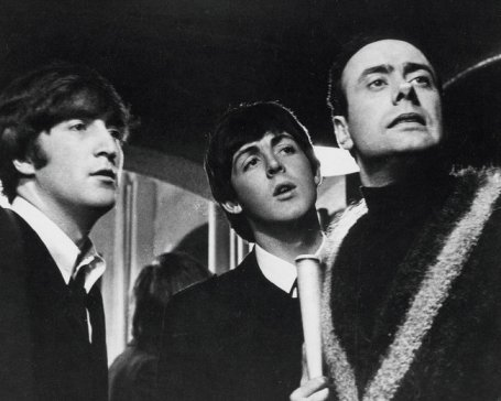 Victor Spinetti and Beatles