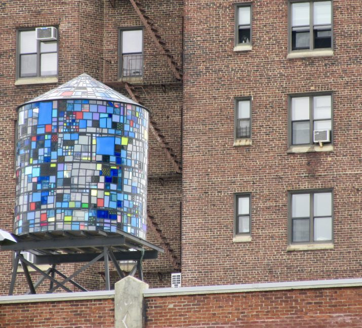 Tom Fruin Water Tower 2