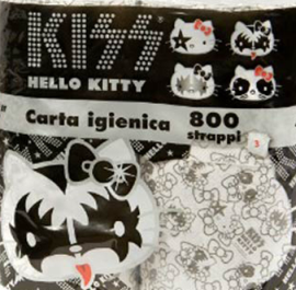 Hello Kitty Kiss Toilet Paper