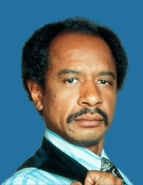 Sherman Hemsley as George Jefferson