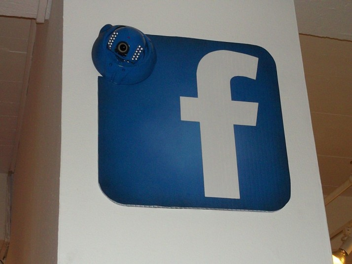 FaceBook Logo By Posterboy