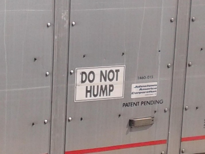 Do Not Hump
