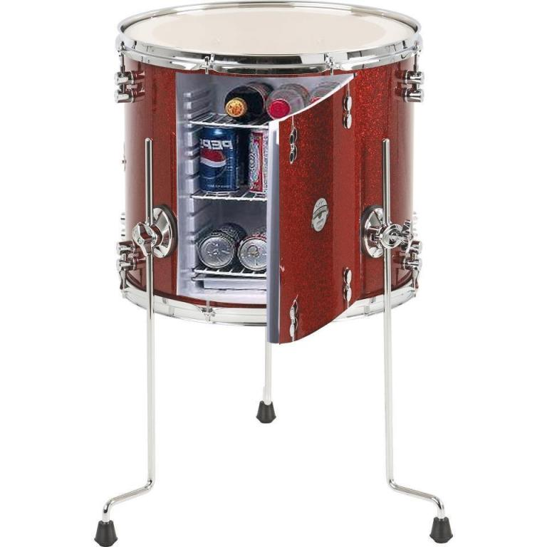 Floor Tom Fridge
