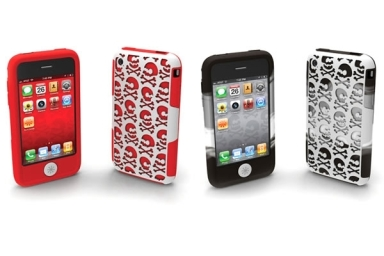 Graveyard iPhone 4 Case Set