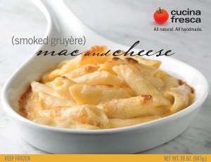 Mac and Cheese Box Smoked Gruyere