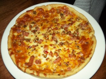 Mufalletta Pizza