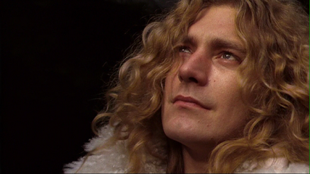 Robert Plant Young Portrait