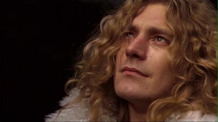 Robert Plant Young Portrait