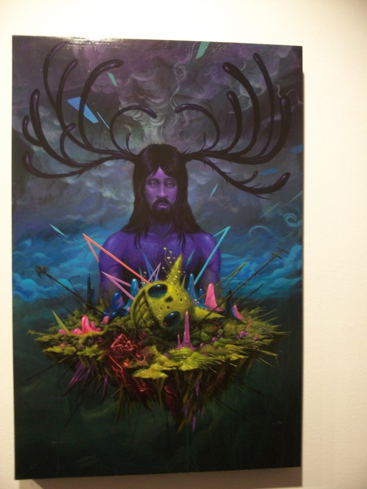 Man By Jeff Soto
