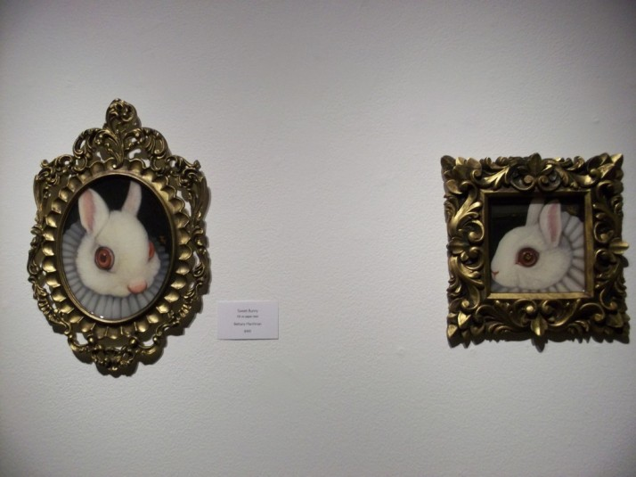 Sweet Bunny and Honey Bunny By Bethany Marchman