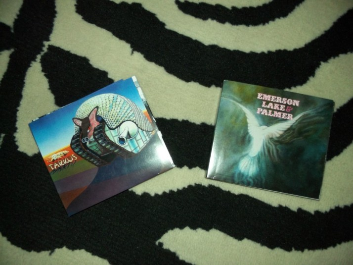 ELP and Tarkus Covers