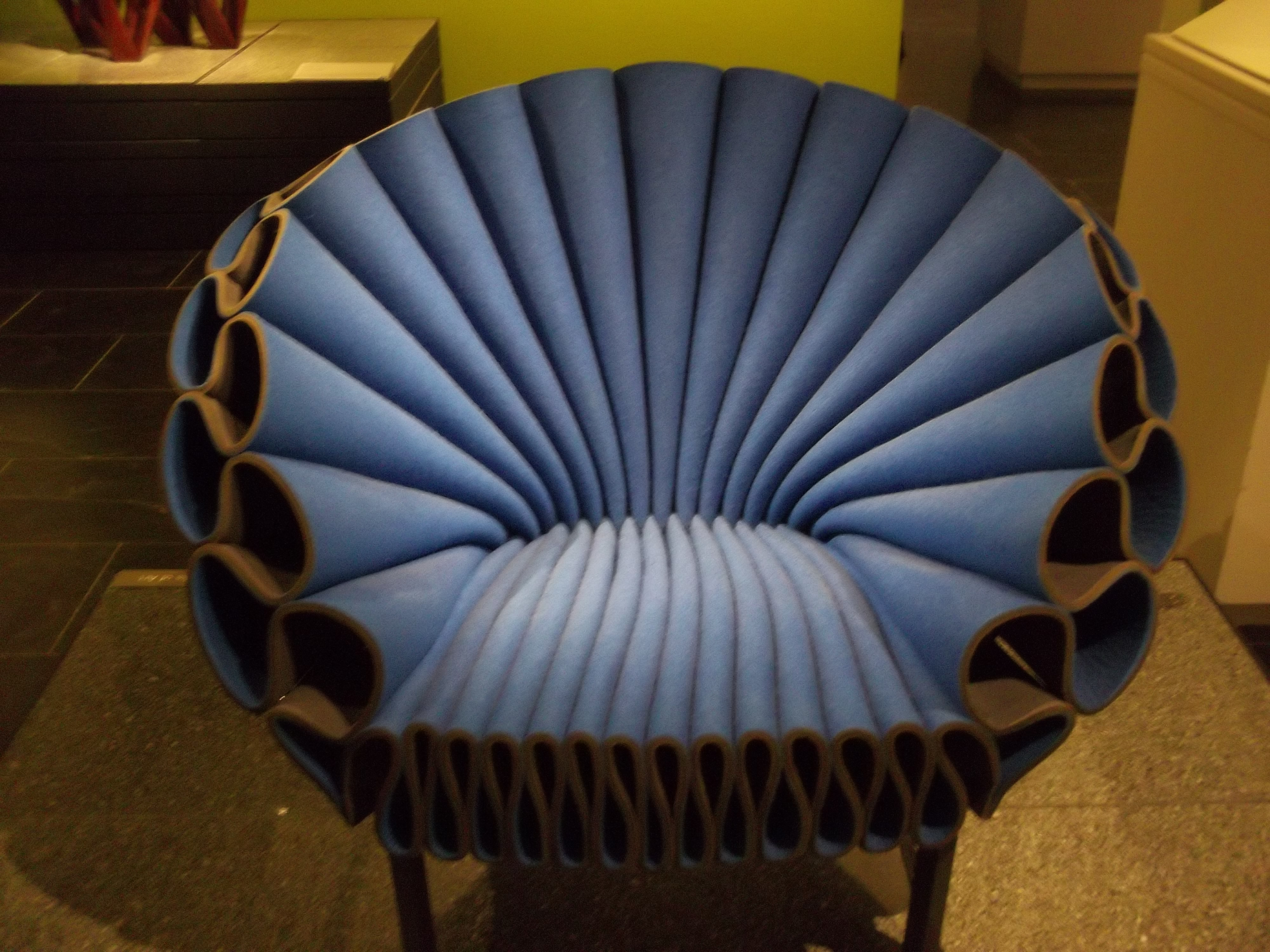 Peacock Chair By Dror Benshetrit