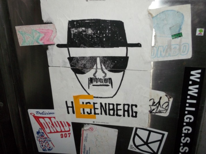 Breaking Bad Heisenberg Flyer