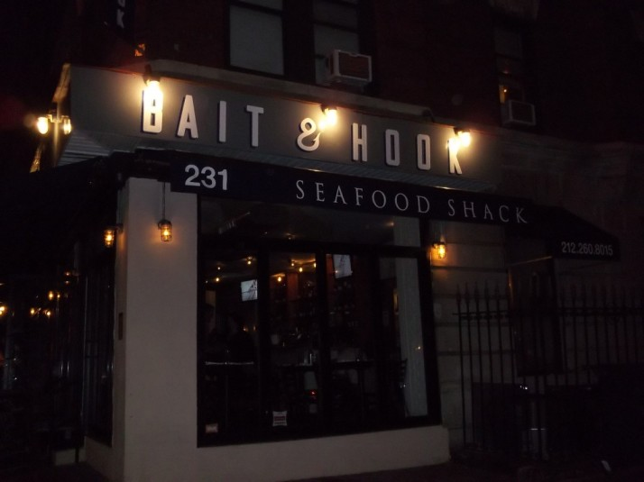 Bait and Hook Exterior