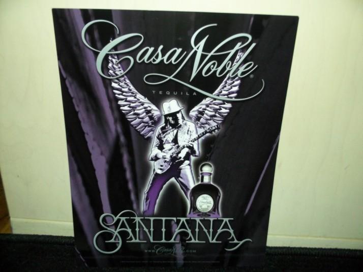 Casa Noble Flyer with Carlos