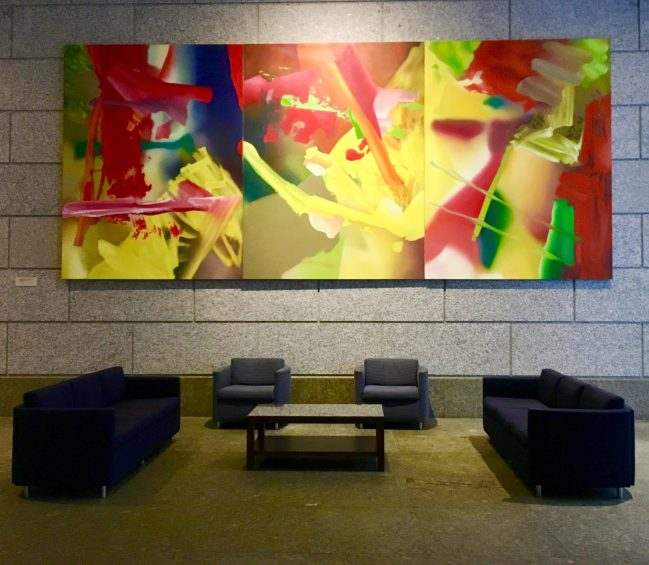 Gerhard Richter at DB