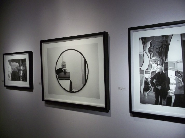Graham Nash Self Portrait Mirror Trio