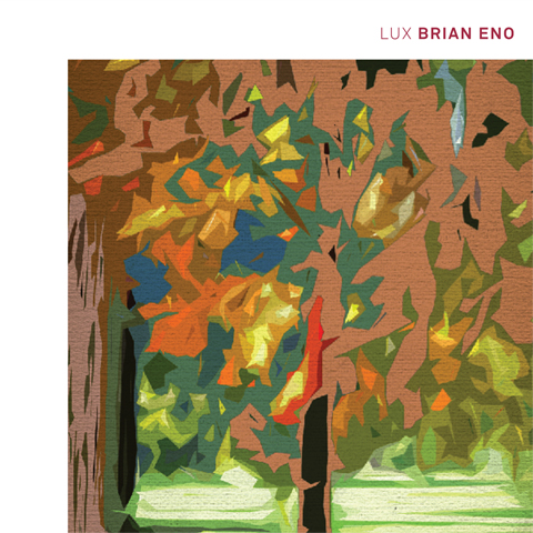 Lux Brian Eno Cover Art