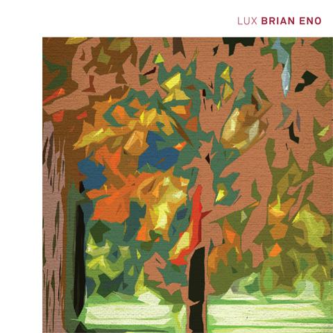 Lux Brian Eno Cover Art