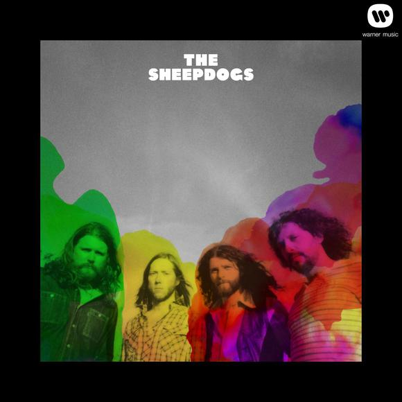 Sheepdogs Self Titled Album Cover
